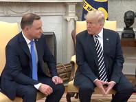 США рассматривают запрос Польши о постоянном размещении американских военных