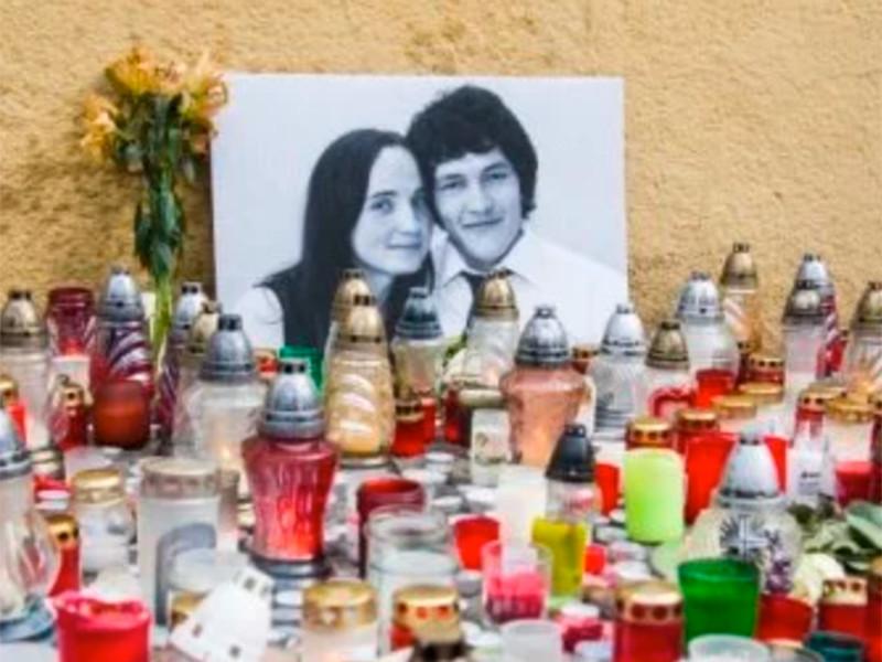 """В Словакии задержаны подозреваемые в убийстве журналиста Куцака, поплатившегося жизнью за расследования о коррупции"""" />"""