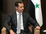Асад выразил соболезнования Путину в связи с крушением Ил-20, возложив вину на Израиль