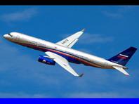 США подписали протокол по освидетельствованию самолета Ту-214ОН для работы в рамках Договора по открытому небу