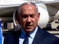 Премьер-министр Биньямин Нетаньяху перед вылетом в США для участия в сессии Генеральной ассамблеи ООН сделал заявление по поводу кризиса, возникшего после гибели самолета Ил-20 в Сирии