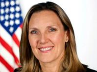 Заместитель госсекретаря США по контролю над вооружениями и международной безопасности Андреа Томпсон