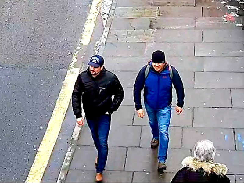 Чемпионат мира по футболу в РФ помешал Британии раньше выдать информацию о подозреваемых в отравлении Скрипалей