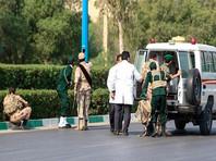 Теракт во время военного парада на юго-западе Ирана: 10 погибших, более 20 пострадавших
