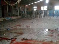 В столице Афганистана совершен теракт. В результате двух взрывов погибли десятки людей