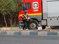 Жертвами стали не менее восьми военнослужащих Корпуса стражей исламской революции. Среди погибших также есть журналисты и дети