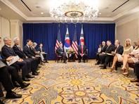 Новый саммит США-КНДР пройдет в прежнем формате, но вряд ли снова в Сингапуре, сказал Трамп