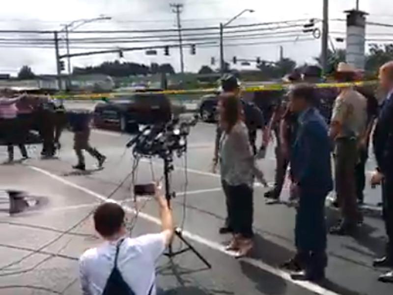 """Новый инцидент со стрельбой в США. Несколько человек погибло"""" />"""