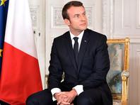 Президент Франции рассказал о мечте Путина развалить ЕС