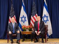"""Трамп поддержал агрессивные действия Израиля, у которого """"нет выбора""""  в """"сложной части мира"""""""