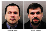 """Помимо двух уже названных подозреваемых """"Александра Петрова"""" и """"Руслана Боширова"""", участвовали еще четыре человека"""