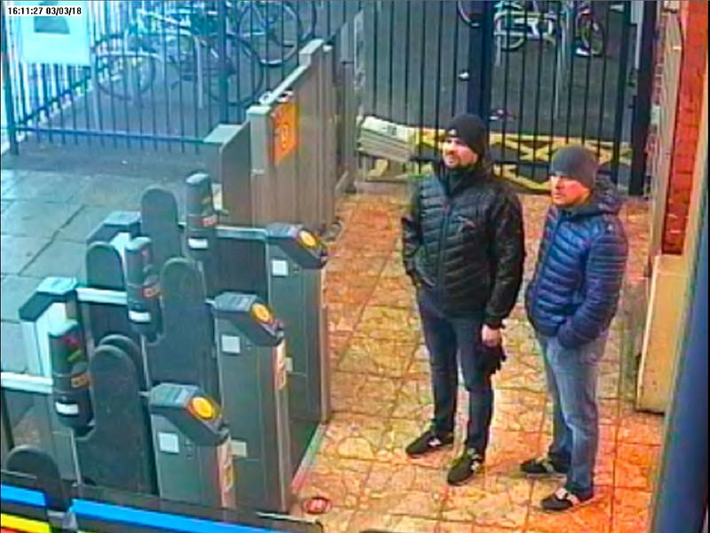 """В Великобритании ищут еще двух подозреваемых в причастности к отравлению в Солсбери"""" />"""
