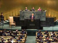 Трамп объяснил, над чем смеялись во время его выступления на Генассамблее ООН