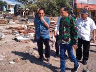Число жертв  цунами и землетрясения в Индонезии может возрасти до нескольких тысяч