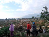 В Индонезии почти 400 человек погибли в цунами после того, как власти отозвали предупреждение о нем (ФОТО, ВИДЕО)