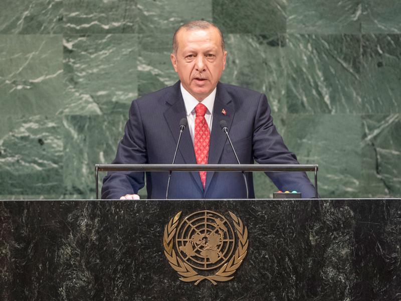 """Организация Фетхуллаха Гюлена получает из бюджета США 763 млн долларов в год, считает Эрдоган"""" />"""