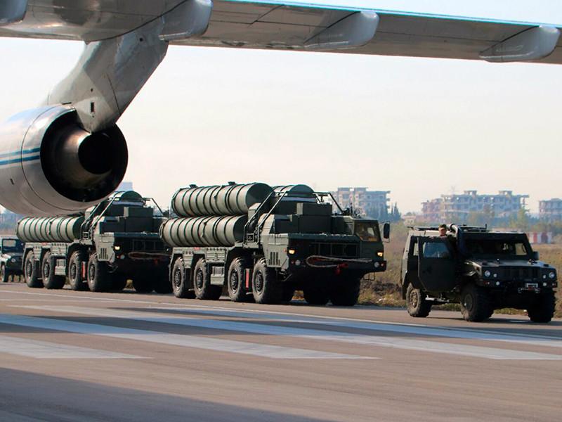 """Сирия хочет получить от России еще и зенитную ракетную систему С-400"""" />"""