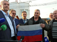 """Экипаж задержанного на Украине судна """"Норд"""" вернулся в Крым, кроме капитана"""