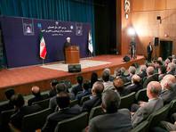 Президент Рухани: США стремятся сменить власть в Иране
