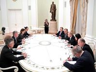 Встреча с помощником Президента США по национальной безопасности Джоном Болтоном