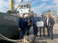 """Украина изъяла задержанное российское судно """"Норд"""""""
