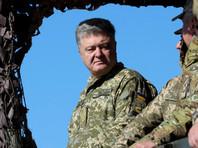 Порошенко заявил, что Россия заплатит высокую цену за авианалеты на Украину