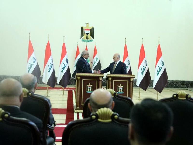 Хайдер аль-Абади официально передал полномочия новому премьер-министру Ирака