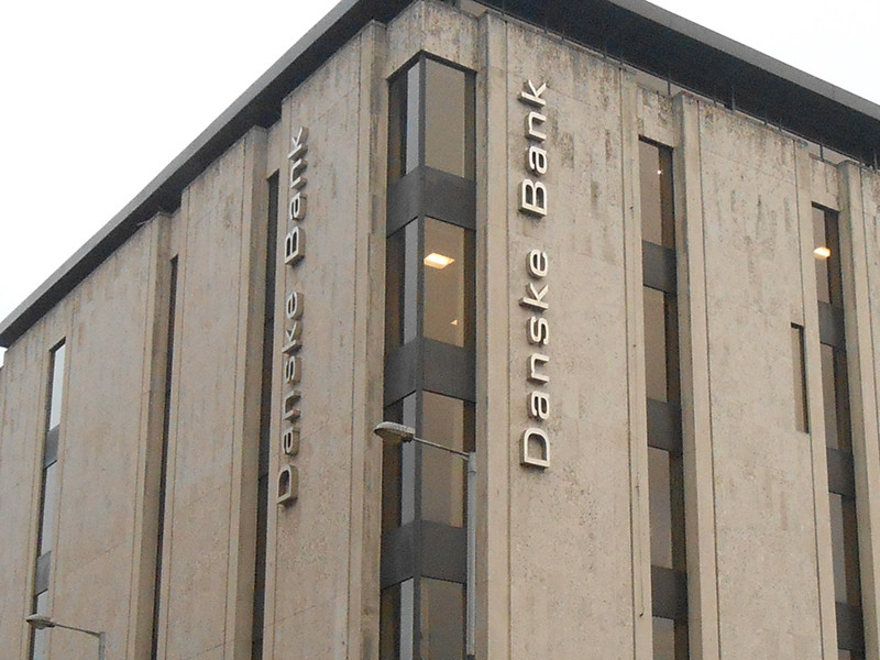 """Danske Bank сообщил о продолжающемся расследовании Минюста США, с которым он """"ведет диалог"""" и """"сотрудничает"""""""