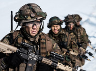 Российские военные корабли и самолеты пытаются спровоцировать британских и нидерландских морских пехотинцев во время учений НАТО за Полярным кругом