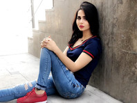 """О получении такого послания рассказала """"Мисс Ирака - 2015"""", 25-летняя Шима Касем"""