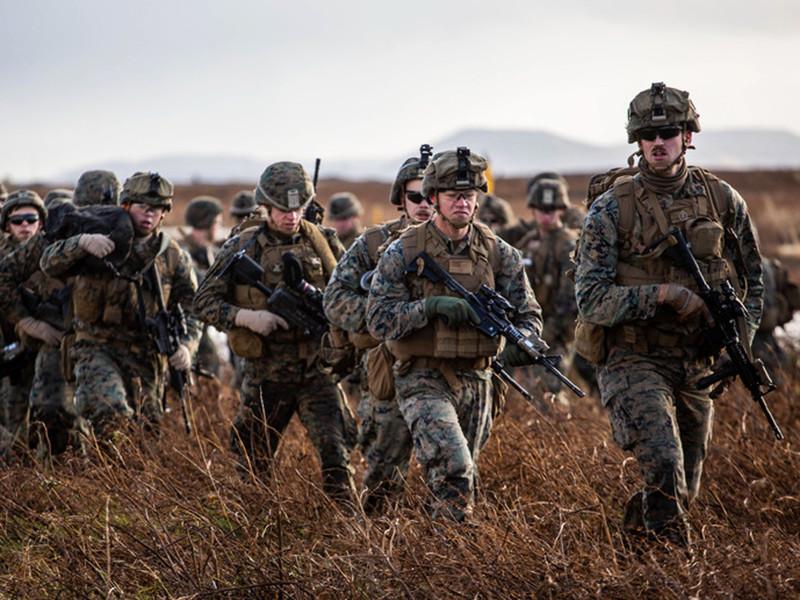 """НАТО начало у границ РФ самые масштабные военные учения по отражению агрессии страны-паука """"Муринуса"""", оплетающего сетью страны ЕС"""