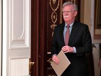 Болтон назвал угрозой наличие российских ракет в Европе, а не выход США из ДРСМД