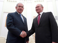 Биньямин Нетаньяху рассказал о договоренности встретиться с Путиным