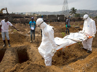 ВОЗ созывает свой Комитет по чрезвычайным ситуациям из-за вспышки Эбола в Африке