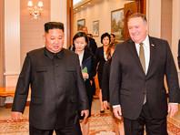 Госсекретарь США Майк Помпео завершил свой четвертый визит в КНДР