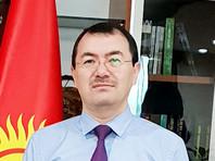 Посол Киргизии в Южной Корее Кылычбек Султан