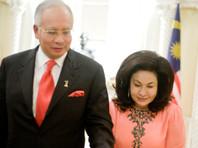 Ливанские ювелиры подали в суд на жену бывшего премьера Малайзии, обвиняемого в коррупции