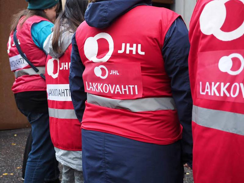 """В Финляндии началась двухдневная забастовка работников сферы услуг, детей перевели на сухой паек"""" />"""