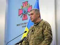 Заместитель начальника Генерального штаба ВСУ Родион Тимошенко отказался подтверждать данные, что на территории арсенала находится 88 тыс. тонн боеприпасов