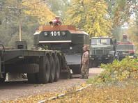 Пожар на арсенале в Черниговской области локализован на 35%