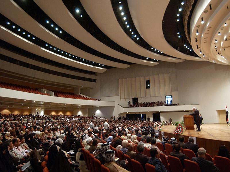 В парламенте Ирака не смогли выбрать президента страны из-за отсутствия кворума