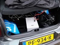 """По версии нидерландских властей, 13 апреля """"российские шпионы"""" припарковали арендованный автомобиль Citroen C4, оснащенный электронным оборудованием, рядом со зданием ОЗХО, чтобы взломать ее сети"""