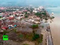 Число жертв землетрясения и цунами в Индонезии превысило 1200 человек и будет расти, подземные толчки продолжаются