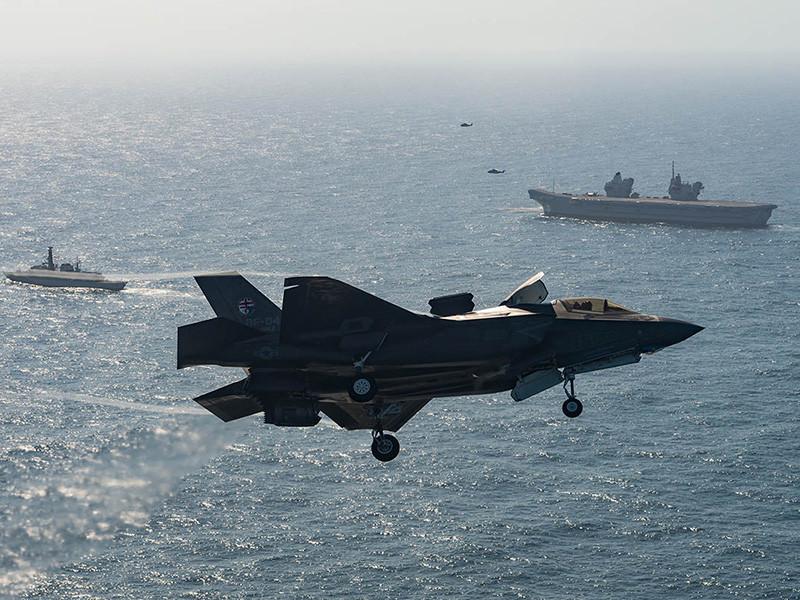 """Британский флот провел военную операцию в Ла-Манше против российских кораблей, отправившихся в Северную Атлантику для демонстрации мощи РФ"""" />"""
