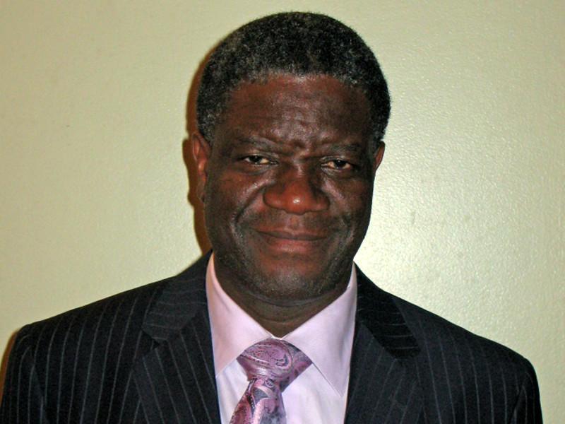 Денис Мукенгере Муквеге