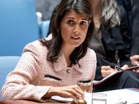 Постпред США при ООН Никки Хейли покидает свой пост