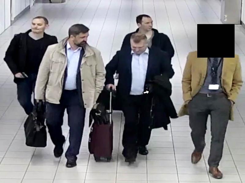 Нидерланды выслали четырех россиян, обвинив их в попытке кибератаки на ОЗХО