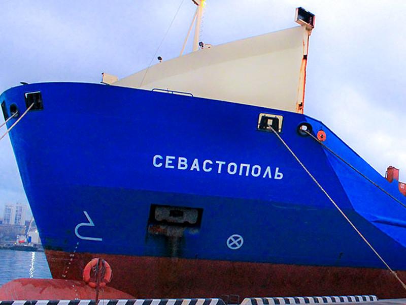 """Южная Корея освободила задержанное в порту Пусан российское судно """"Севастополь"""""""