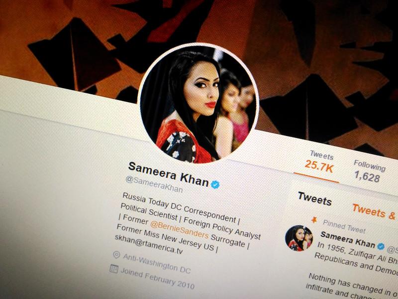 """Пользователи Twitter назвали """"непроходимо тупой"""" и вынудили удалить аккаунт журналистку RT, рассказавшую о привилегиях в ГУЛАГе"""" />"""