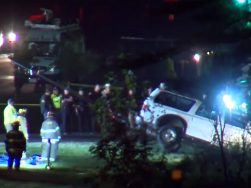 """Крупнейшая за 9 лет авария на транспорте в штате Нью-Йорк: водитель без прав на лимузине """"Франкенштейна"""" погубил 20 человек (ВИДЕО)"""" />"""